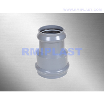 PVC Reducer Spigot End Rubber Ring