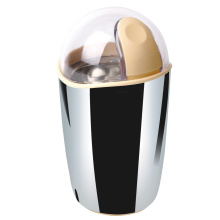 plated electric mini coffee bean grinder