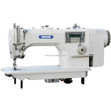 High Speed Computerized Single Needle Lockstitch Sewing Machine