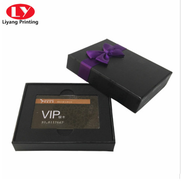 Custom UV logo lid and base gift box