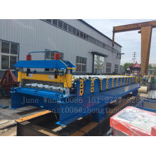wall roof steel panel roll forming machine