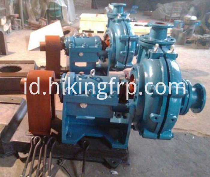 Slurry Pump For Paper Recycling System