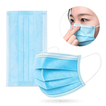 Earloop-3ply Disposable Medical Surgical Face Mask
