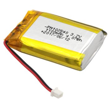 3.7v 1150mAh LiPo Battery For MP4 Player (LP2X4T10)
