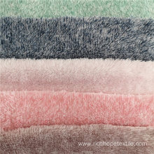 Long Pile Plush Polyester Arctic Velvet Fleece Fabric