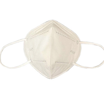 Disposable Earloop ffp2 KN95 Respirator GB2626-2006