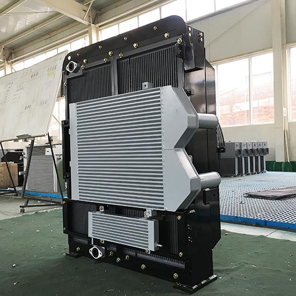 Gas Water Heat Exchanger