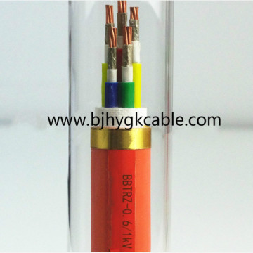 Fire resistant cable mica tape insulation XLPE cable