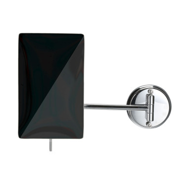 Hotel Bathroom Mirror Stainless Steel plating with chrome