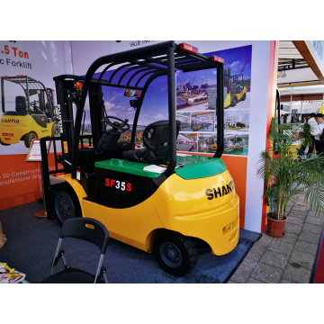 3.5 Ton Electric Forklift with AC Motor