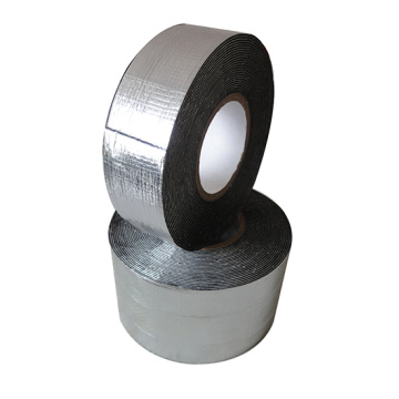 Aluminum Foil Bitumen Adhesive Tape For Roof