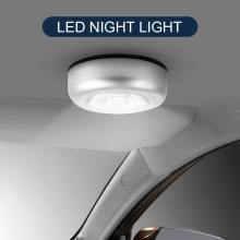 night lights Lightunder cabinet lights Battery Powered Push Touch Night Emergency Car Lamp Touch Wardrobe light