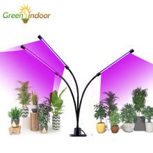 Phyto Lamp 9W 18W 27W USB Led Grow Light Timer For Plants Full Spectrum Indoor Garden Flowers Seed Seedlings Growing Flowering