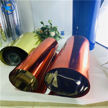 Acrylic pvc plastic rigid sheets films