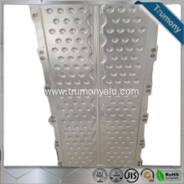 3003 Brazed water cooling plate for heat sink