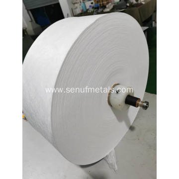 Melt-blown fabric for produce the KN95 face masks