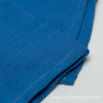 Bule Color Disposable Medical Therapeutic Towel