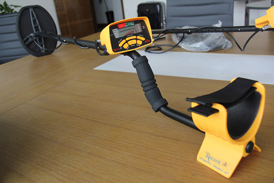 gold hunter metal detector