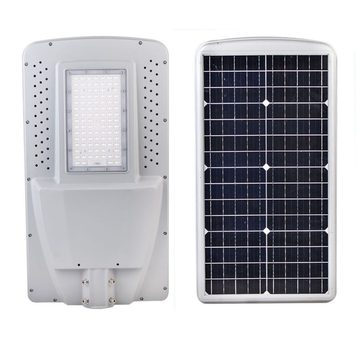30W Street Solar Power Light Pole Fixture
