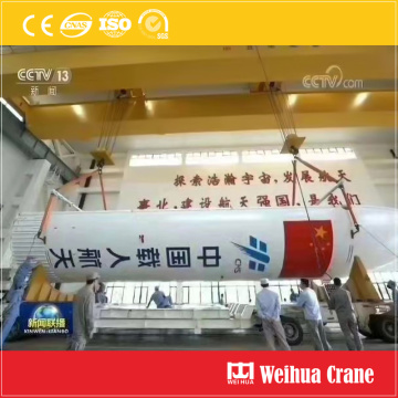 Aerospace Industry Overhead Crane