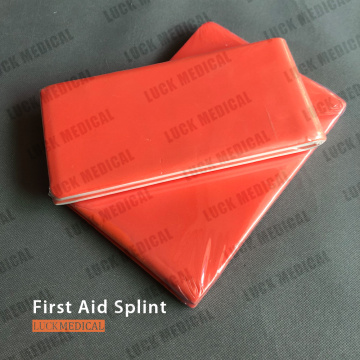 Fracture Splint First Aid