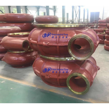 14/12 Inch Gravel Pump Parts Casing