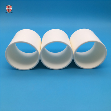 isostatic pressing sintered alumina ceramic tube pipe