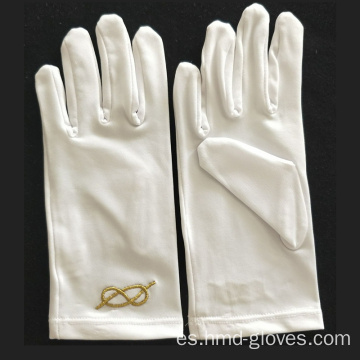 Guantes Masónicos de Royal Arch Dress