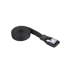 25MM Black Cam Buckle Strap with 500KG Capacity