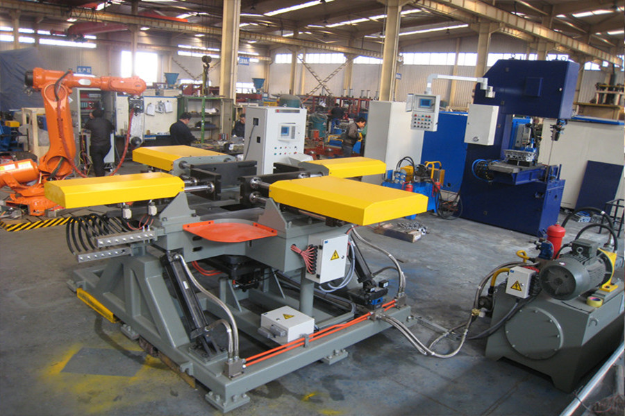 Tilting Gravity Casting Equipment