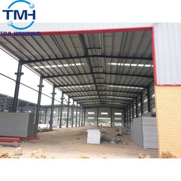 Two Story Steel Structure Workshop/Light Steel Structure
