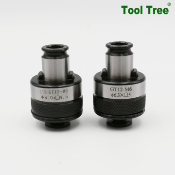 With Function of over-loading protection GT Tapping Collet