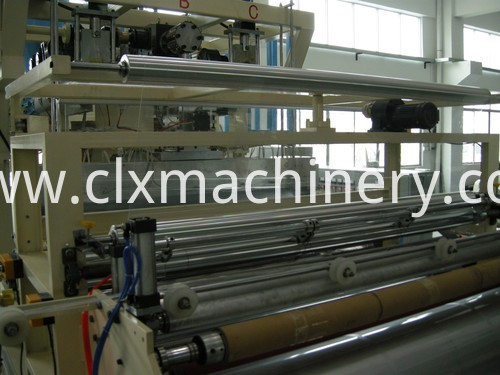 Stretch/Wrapping Film Machine