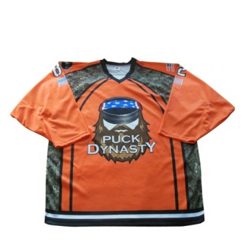 custom tackle twill hockey jersey professional hockey uniform