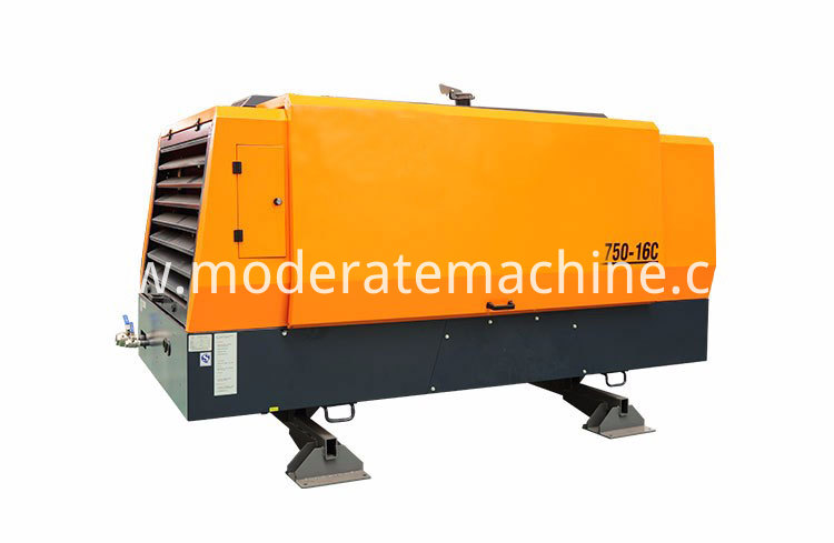 Diesel Screw Air Compressor For Water Well Drilling Rig