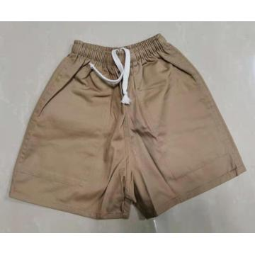 65% polyester 35% cotton man short pants garment