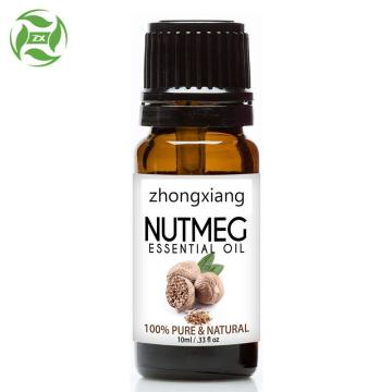 Pure Mace Nutmeg Oil for Food Flavor Additive