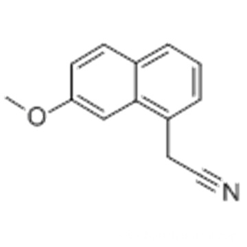 7-Methoxy-1-naphthylacetonitrile CAS 138113-08-3