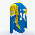 top quality dry fit cheap custom box ice hockey jerseys new design in 2019