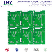 Manufacturing Double Sided FR4 PCB Prototype