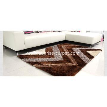 malaidory shaggy carpet with design