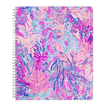COLORFUL PLANT SPIRAL NOTEBOOK-0