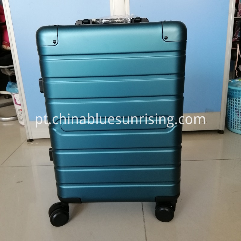 Carry on Boarding Trolley Aluminium Luggage