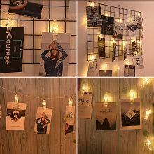 Led Fairy Lights Klip Foto Kabel Telus