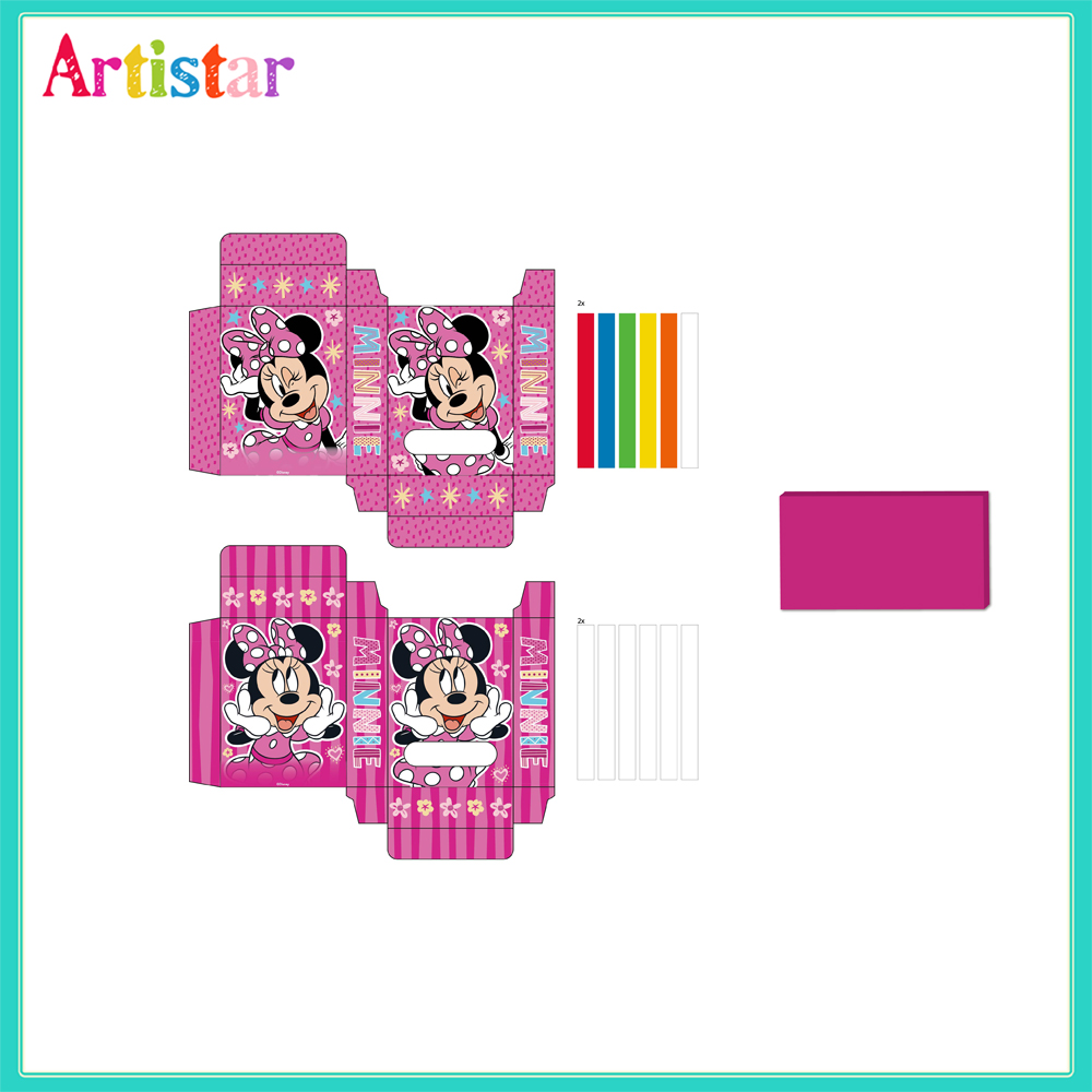 Disney Minnie Mouse Chalk Set 2