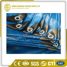 Reinforced Heavy Duty PE Fabric Tarpaulin
