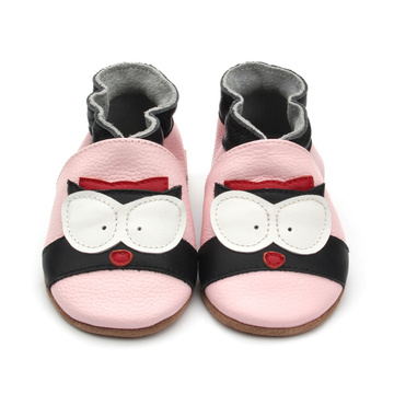 Wholesale Baby Soft Leather Slippers Children Loafers