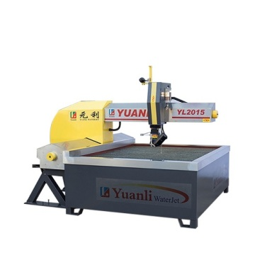 Provide 1200*1200mm small water jet cutter price