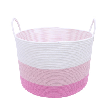 Cheap Wholesale Gift Handmade Laundry Baskets