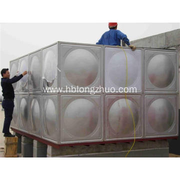Drinking Water Reservoir Stainless Steel Water Tank Price